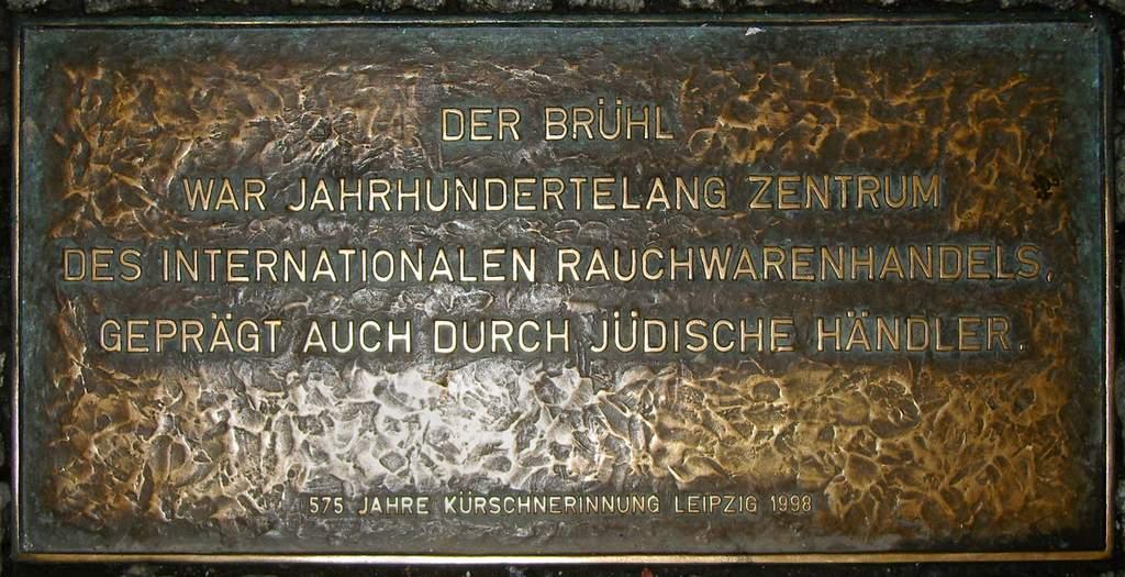 leipzig_bruehl_tafel_kl_retouched GOLDFINGERS - IMAGES