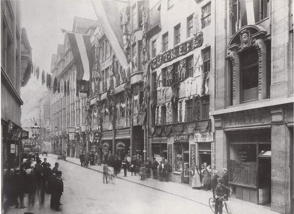 nikolaistrasse_leipzig_1913 GOLDFINGERS - IMAGES