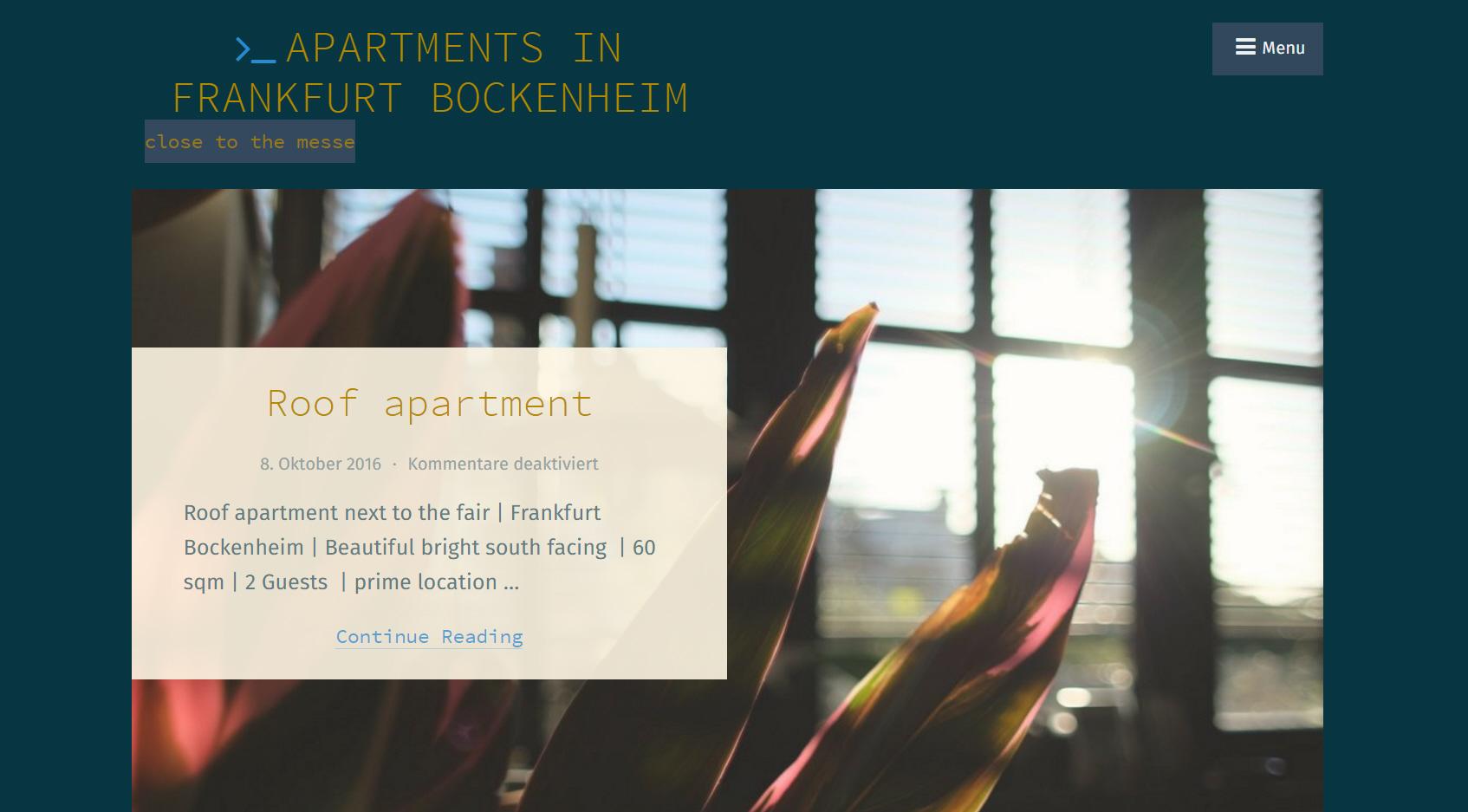 apartments-von-privat APARTMENTS VON PRIVAT