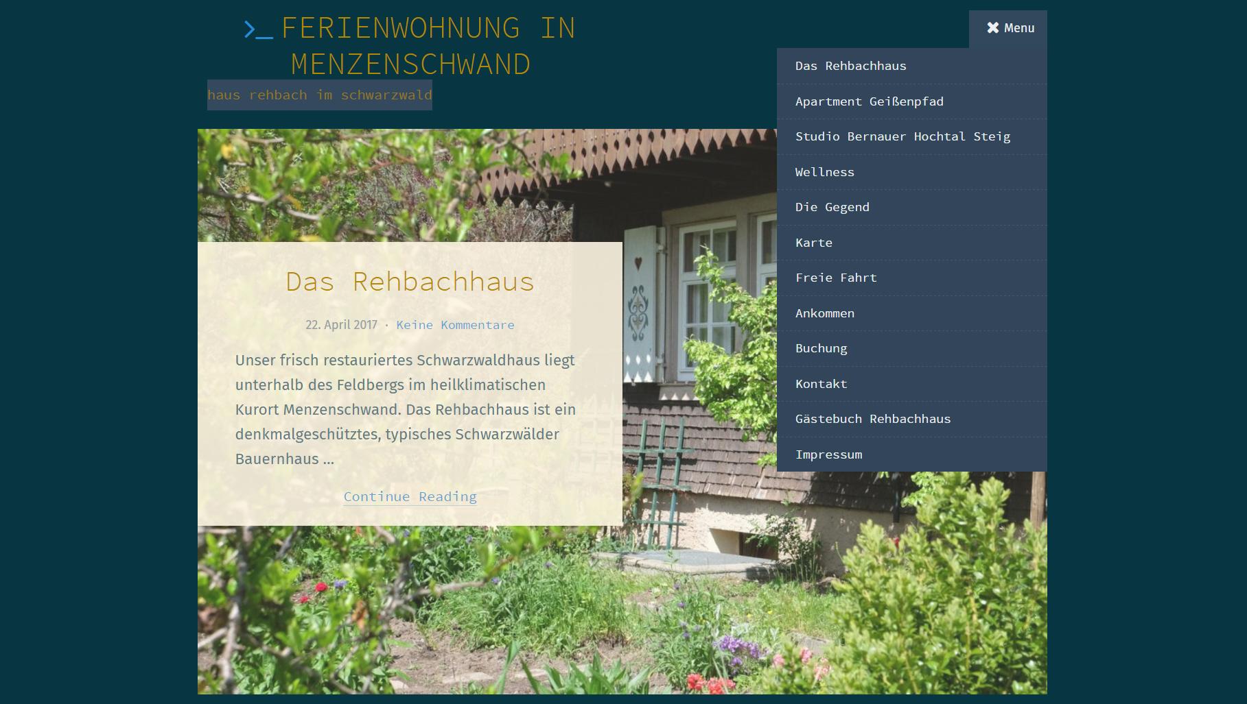 webseiterehbach FERIENWOHNUNG VON PRIVAT MIETEN